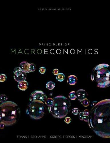 9780071318952: Principles of Macroeconomics