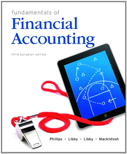 9780071320535: Fundamentals of Financial Accounting with Connect Access Card