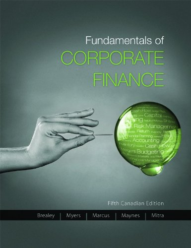 9780071320573: Fundamentals of Corporate Finance with Connect Access Card [Hardcover]
