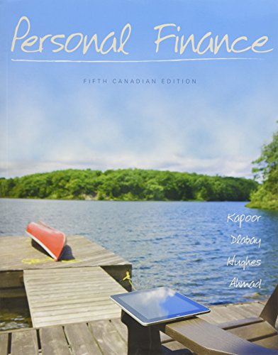 Personal Finance with Connect Access Card [Paperback]: Jack Kapoor