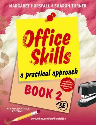 Office Skills: A Practical Approach (Book 2): Margaret Horsfall,Sharon Turner
