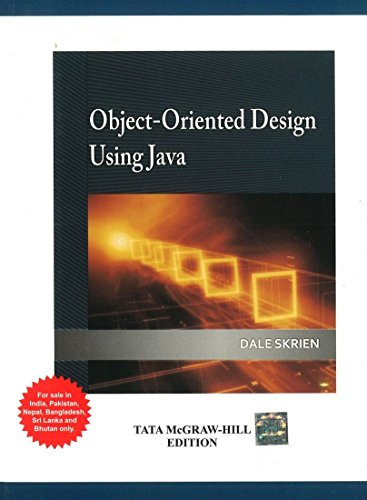 9780071321235: Object Oriented Design Using Java