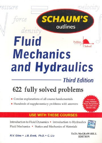 9780071321280: Fluid Mechanics & Hydraulics: Schaum's Outline Series