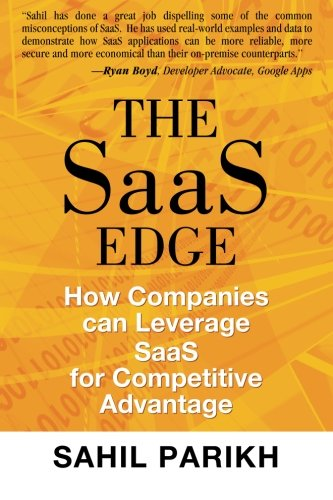 9780071321341: The SaaS EDGE: How Companies can Leverage SaaS for Competitive Advantage