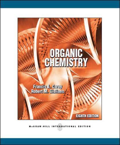 9780071323970: Organic Chemistry