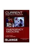 9780071324397: Current Diagnosis and Treatment Emergency 7E