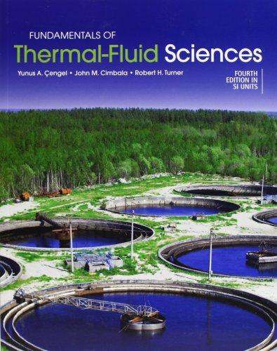 9780071325110: Fundamentals of Thermal-Fluidsciences