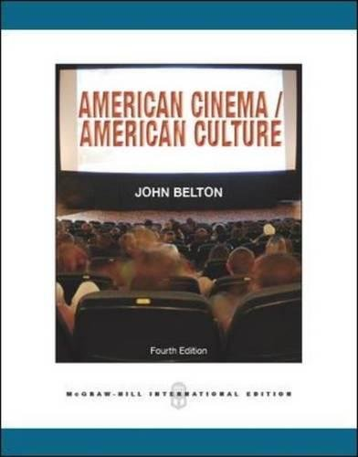9780071326179: American Cinema (Asia Higher Education Humanities and Social Sciences Theater)