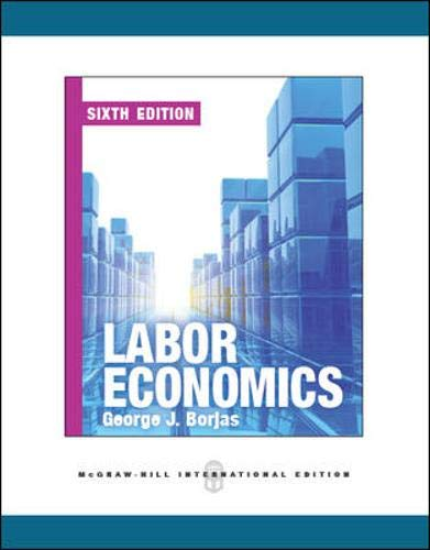 9780071326209: Labor economics
