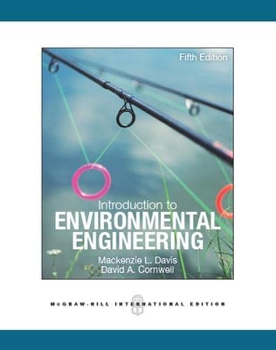 9780071326247: Introduction to Environmental Engineering (Int'l Ed)