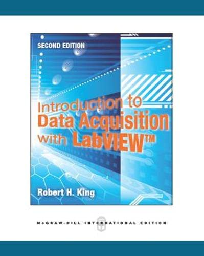 9780071326353: Introduction to Data Acquisition with LabView