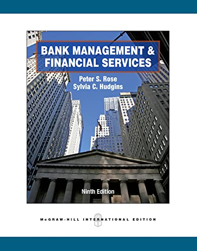 9780071326421: Bank Management & Financial Services (Int'l Ed)