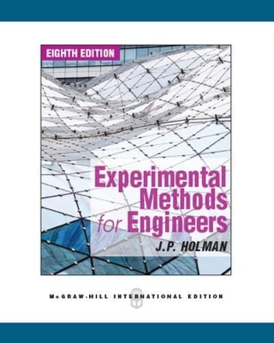 Experimental Methods for Engineers (Paperback): Jack P. Holman