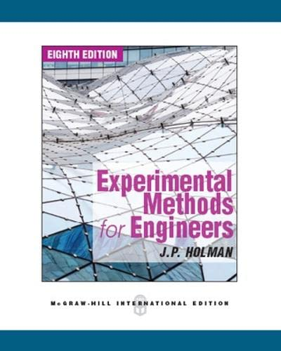 9780071326483: Experimental Methods for Engineers