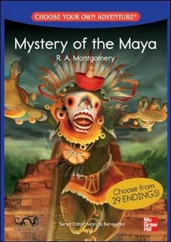 9780071327824: CHOOSE YOUR OWN ADVENTURE: MYSTERY OF THE MAYA