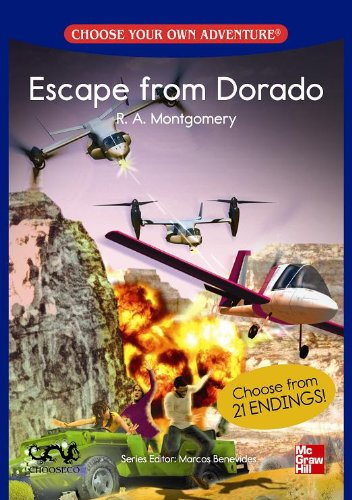 9780071327862: Choose Your Own Adventure: Escape from Dorado