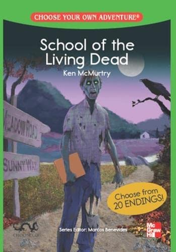 9780071327886: Choose Your Own Adventure: School of the Living Dead