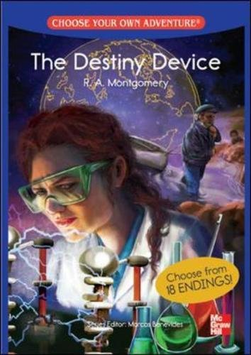 9780071327909: Choose Your Own Adventure: The Destiny Device (Asia ELT Primary Reading/Writing)