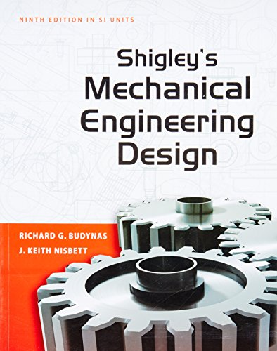 9780071328401: Shigley's Mechanical Engineering Design