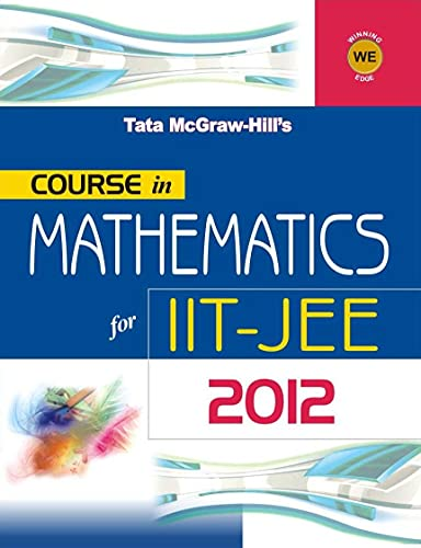 9780071329286: COURSE IN MATHS IIT-JEE 2012