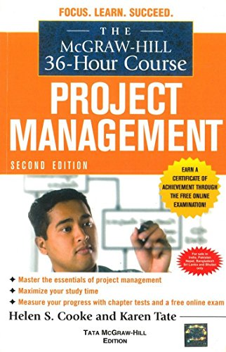9780071331753: The McGraw-Hill 36-Hour Course : Project Management, 2nd Edition