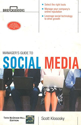 9780071332514: Manager's Guide to Social Media