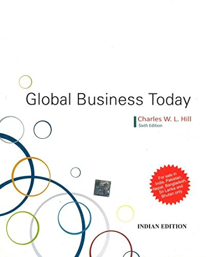 9780071332569: Global Business Today