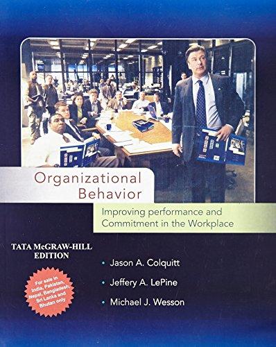 9780071332583: Organizational Behavior