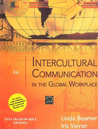 9780071332644: Intercultural Communication in the Global Workplace: In the Global Marketplace