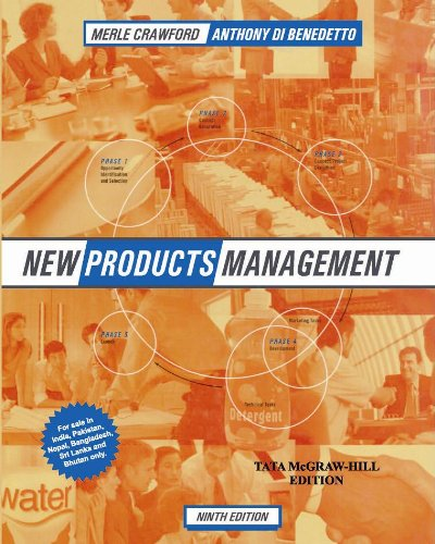 9780071332651: New Products Management, 9e
