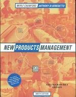 New Product Management 9th Edition: Crawford