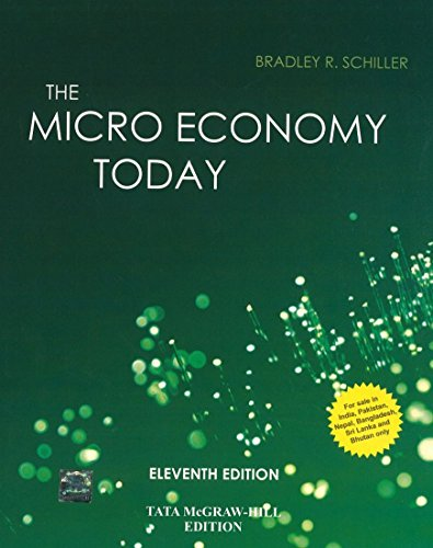 9780071332675: Microeconomy Today 11Th Edition