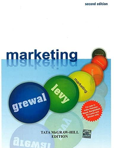 9780071332750: Marketing