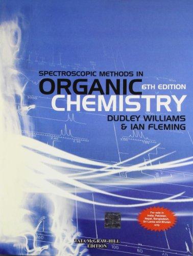 9780071332767: Spectroscopic Methods in Organic Chemistry
