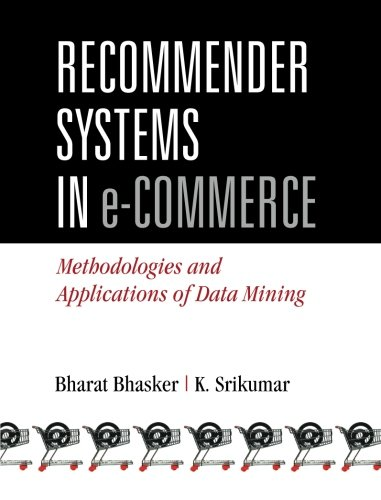 9780071332828: Recommender Systems in e-Commerce: Methodologies and Applications of Data Mining