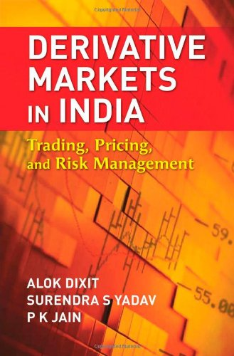 9780071332958: Derivative Markets in India : Trading, Pricing, and Risk Management