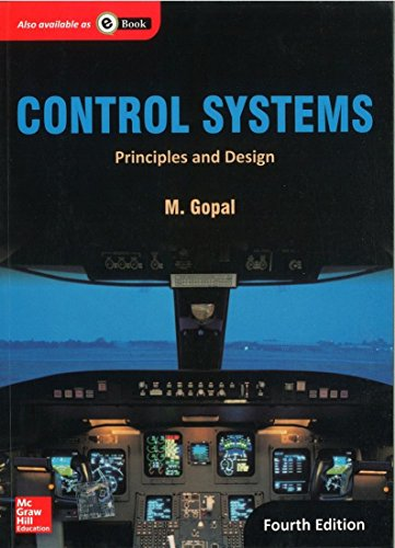 9780071333269: Control Systems: Principles And Design, 4Th Edition