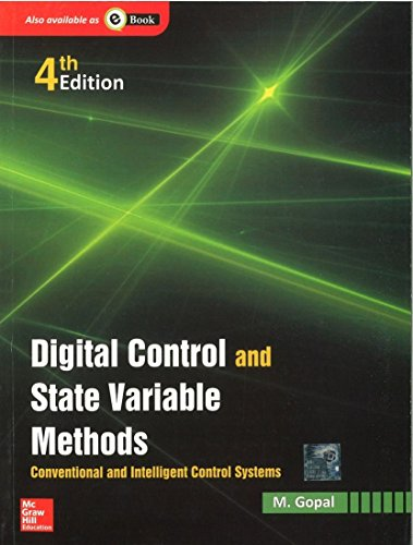 9780071333276: Digital Control And State Variable Methods