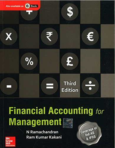 9780071333412: Financial Accounting for Management