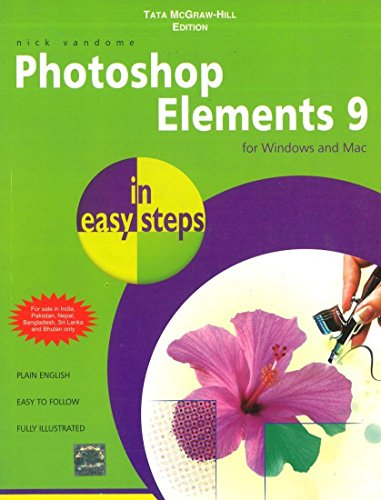 Photoshop Elements 9 in easy steps: In Easy Steps