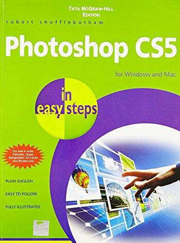 Photoshop Cs5: In Easy Steps