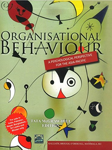 Organizational Behaviour: Thomas Kalliath