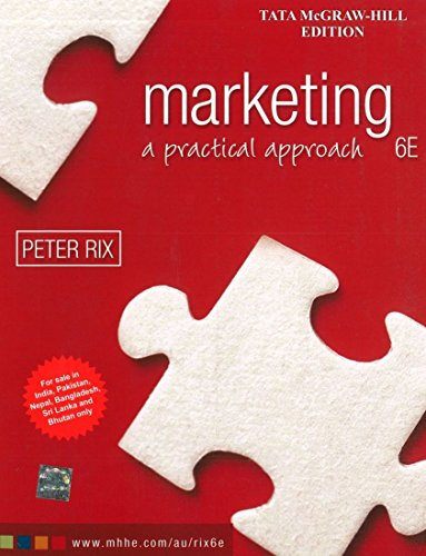 9780071333672: Marketing A Practical Approach