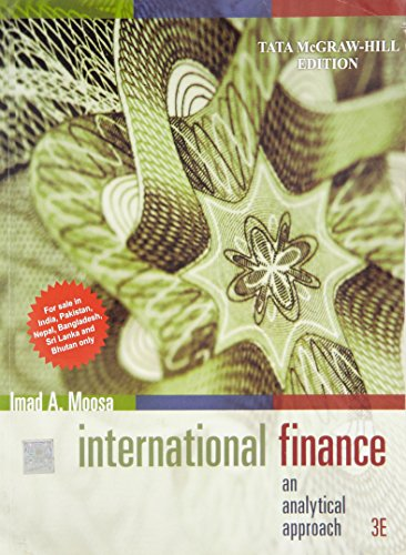 9780071333719: INTERNATIONAL FINANCE 3ED