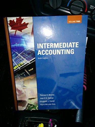 9780071338820: Intermediate Accounting