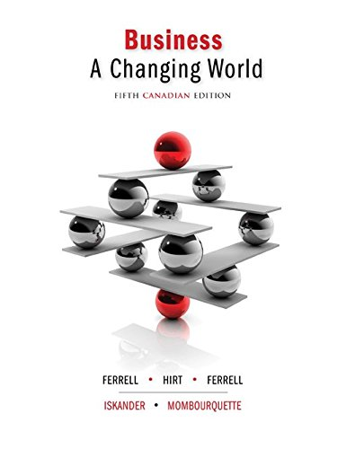 9780071338837: Business: A Changing World