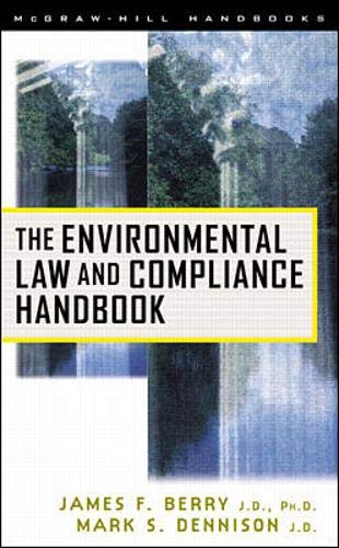 9780071340946: The Environmental Law and Compliance Handbook