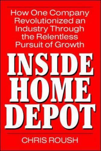 9780071340953: Inside Home Depot