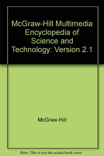 Multimedia Encyclopedia of Science & Technology, Release: McGraw-Hill