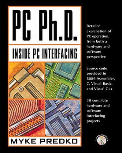 9780071341868: PC PhD: Inside PC Interfacing